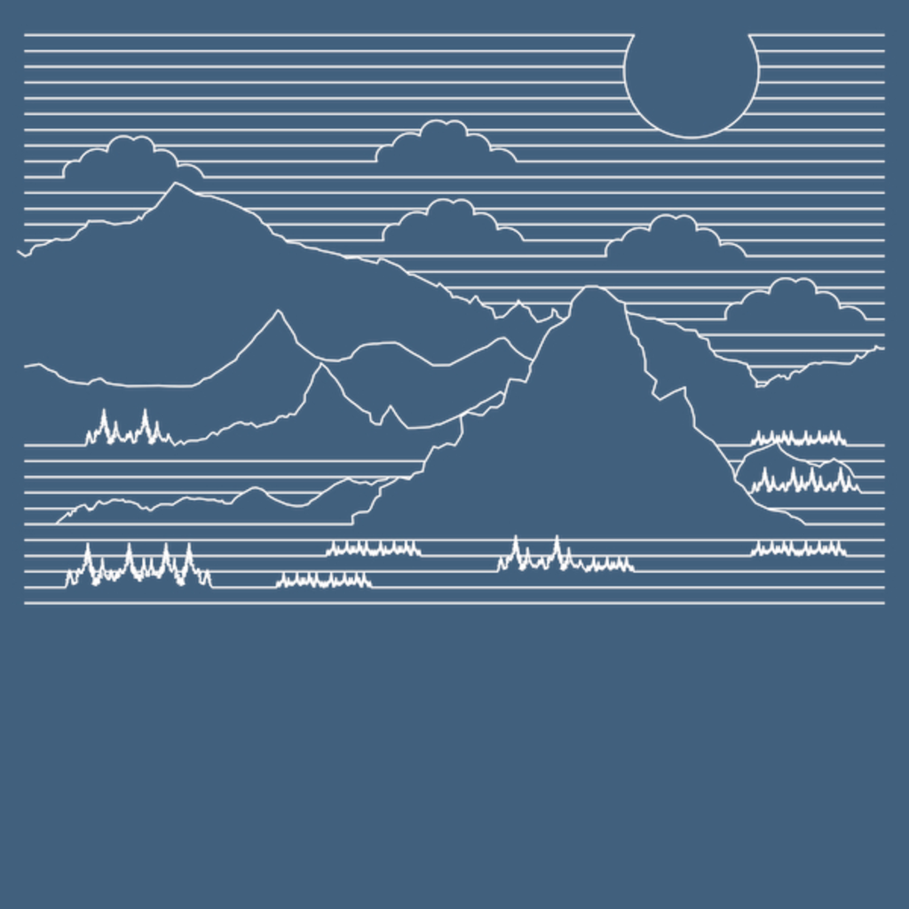 NeatoShop: Mountains and Lines