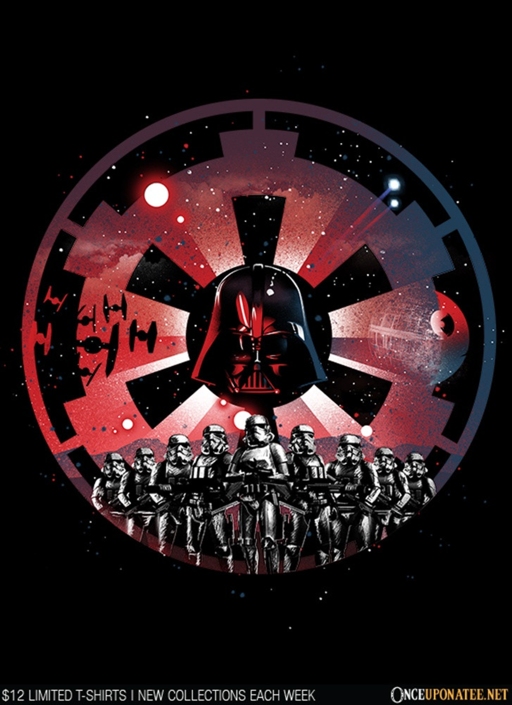 Once Upon a Tee: The Empire Rises