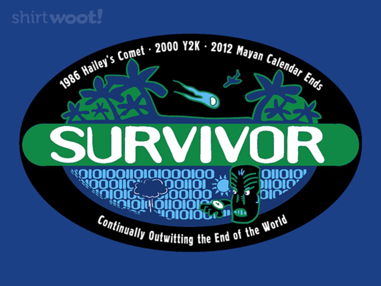 Woot!: Obsessive Survivor