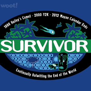 Woot!: Obsessive Survivor