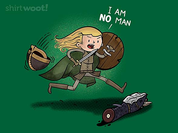 Woot!: No Man