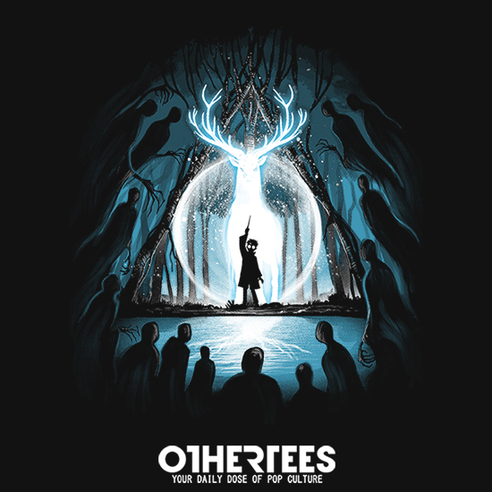 OtherTees: Patronus Fight