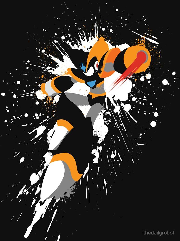 RedBubble: Bass/Forte Splattery Explosion