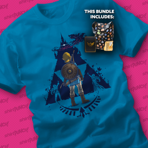 ShirtPunch: Hyrule Adventure Bundle