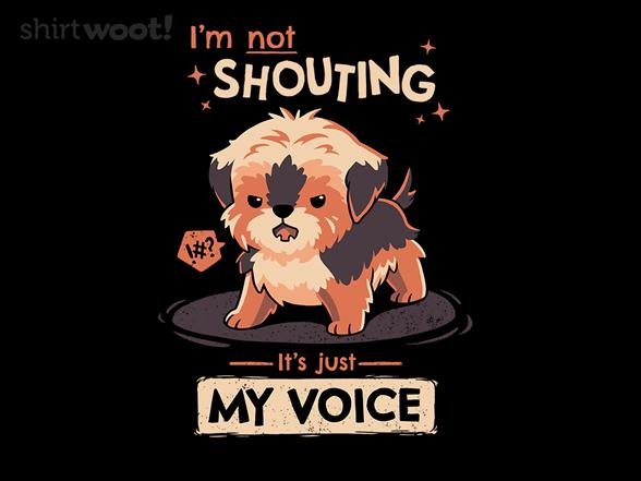 Woot!: My Voice