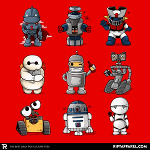Ript: Robot Kawaii