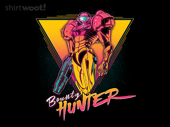Woot!: Space Bounty Hunter