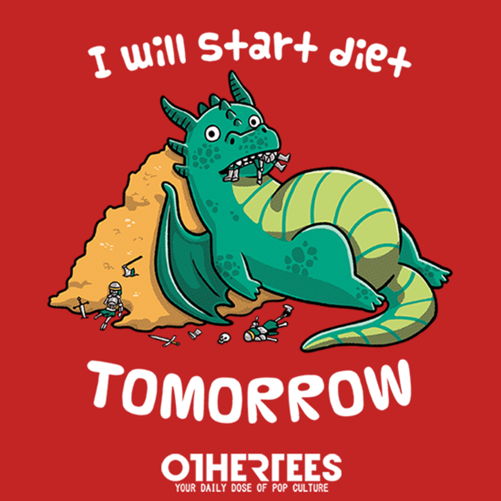 OtherTees: Tomorrow is a New Day