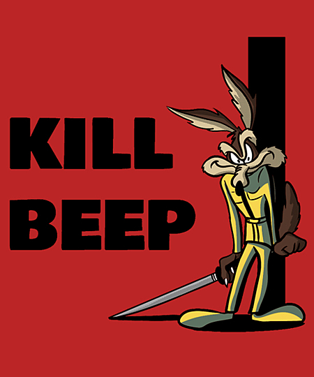 Qwertee: Kill Beep