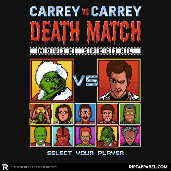 Ript: Carrey Death Match
