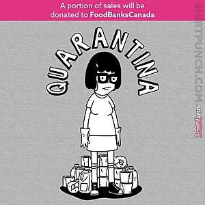 ShirtPunch: Quarantina