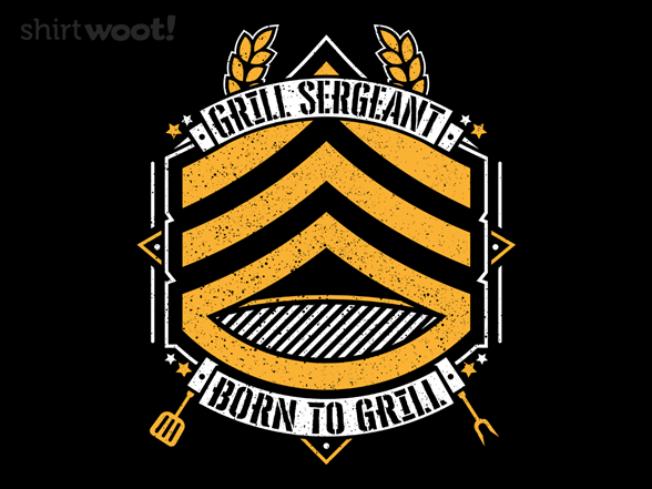 Woot!: Grill Sergeant - Born to Grill