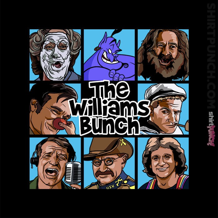 ShirtPunch: The Williams Bunch