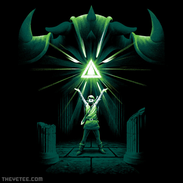 The Yetee: Legend