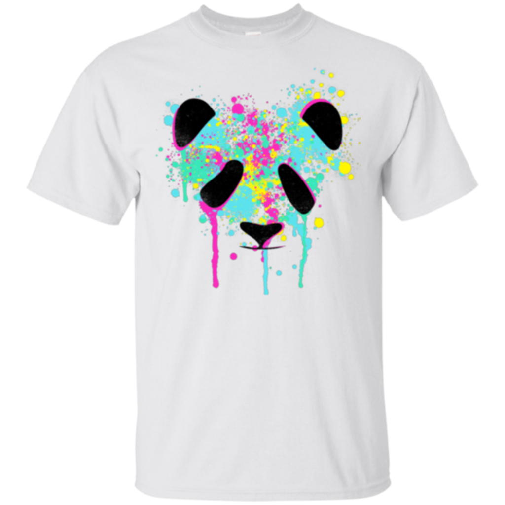 Pop-Up Tee: Panda Soul