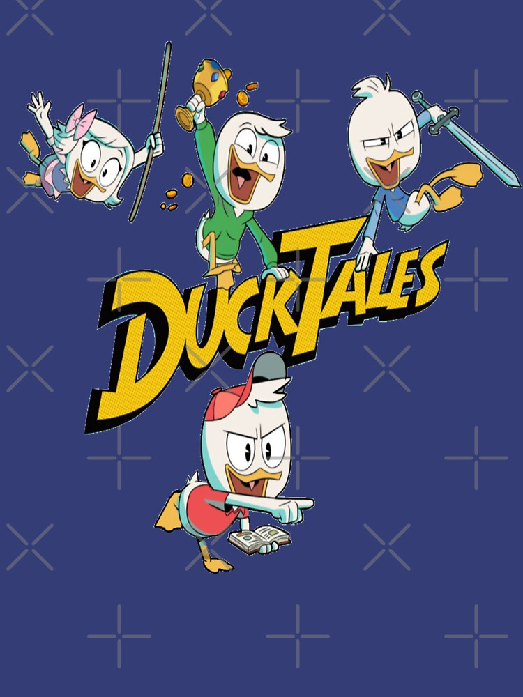 RedBubble: Explorers Of DuckTales