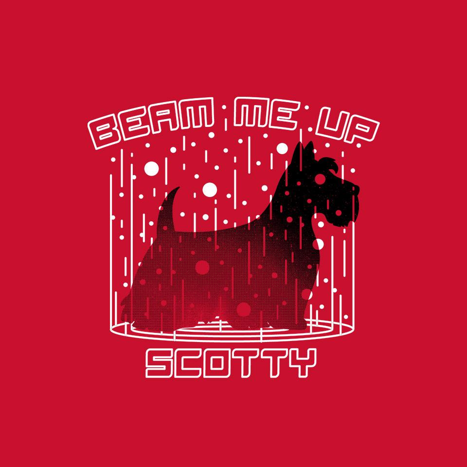 TeeFury: Beam Me Up
