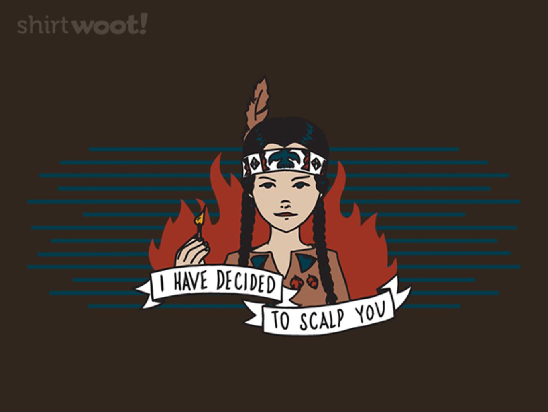Woot!: Scalp You