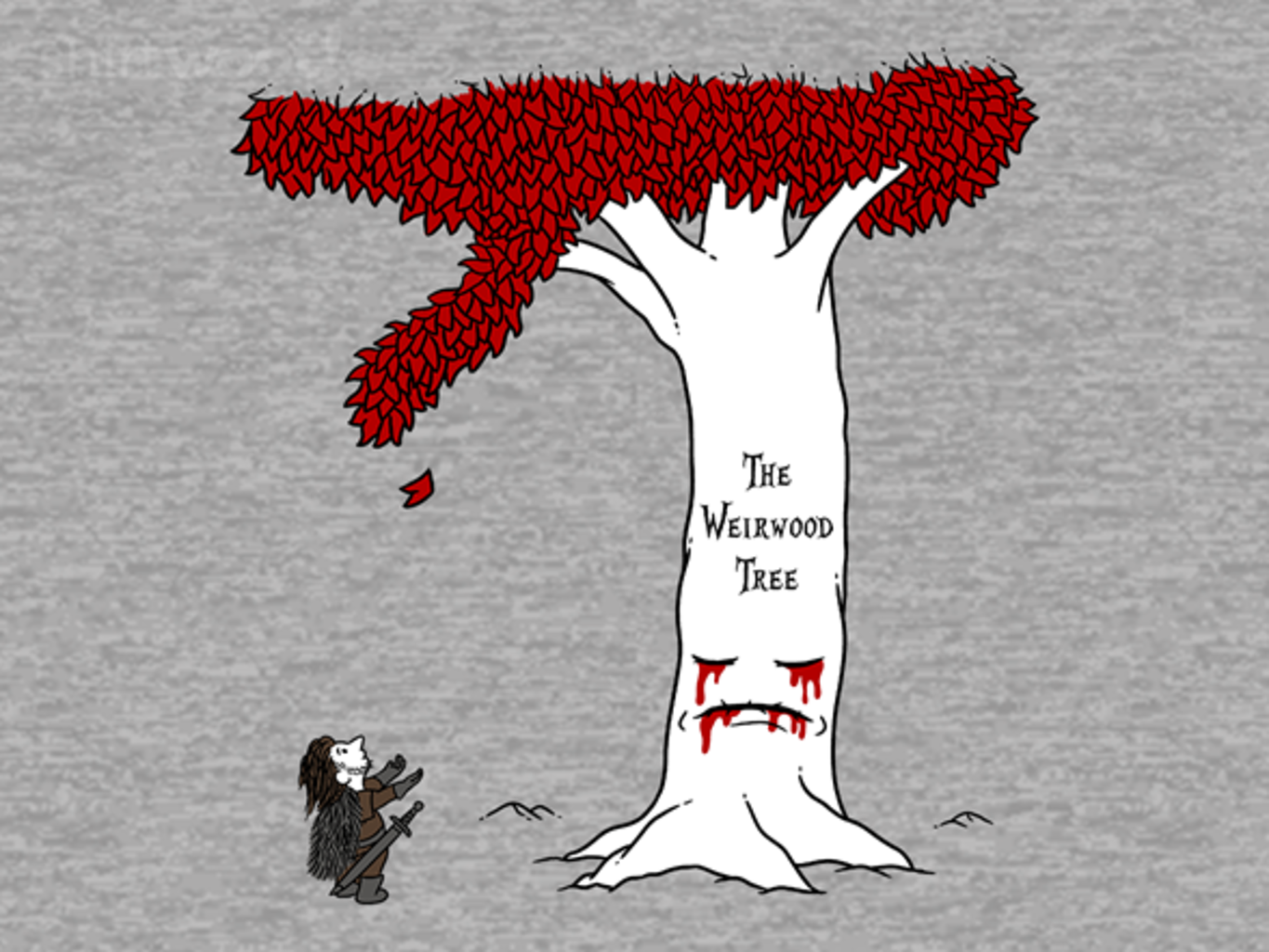 Woot!: The Weirwood Tree
