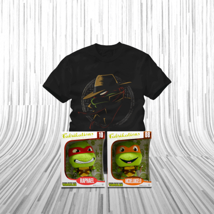 ShirtPunch: Cowabunga Bundle