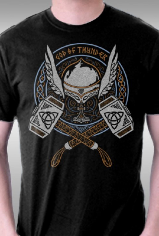TeeFury: The Thunder God