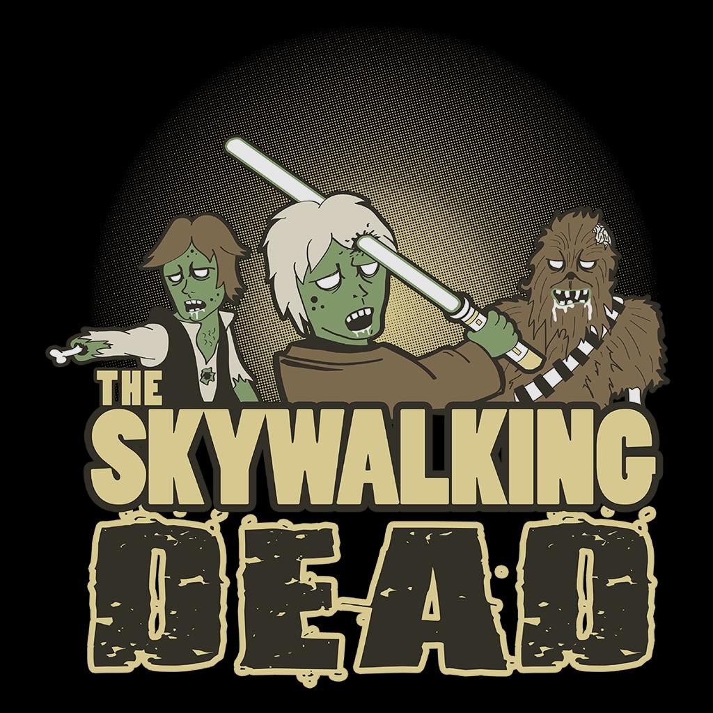 Pop-Up Tee: Skywalking Dead