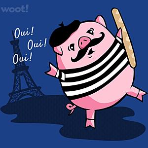 Woot!: Ce Petiit Cochon