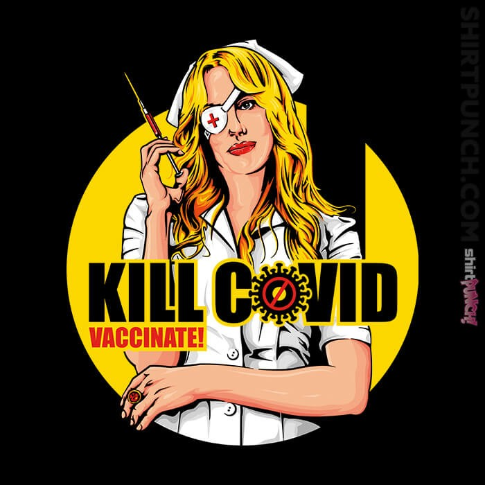 ShirtPunch: Kill Covid