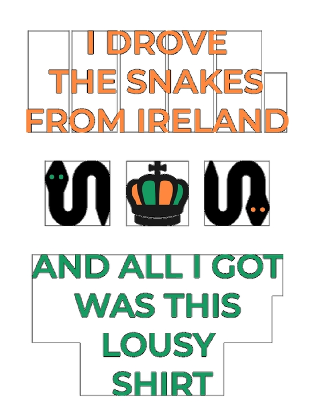 BustedTees: Snakes