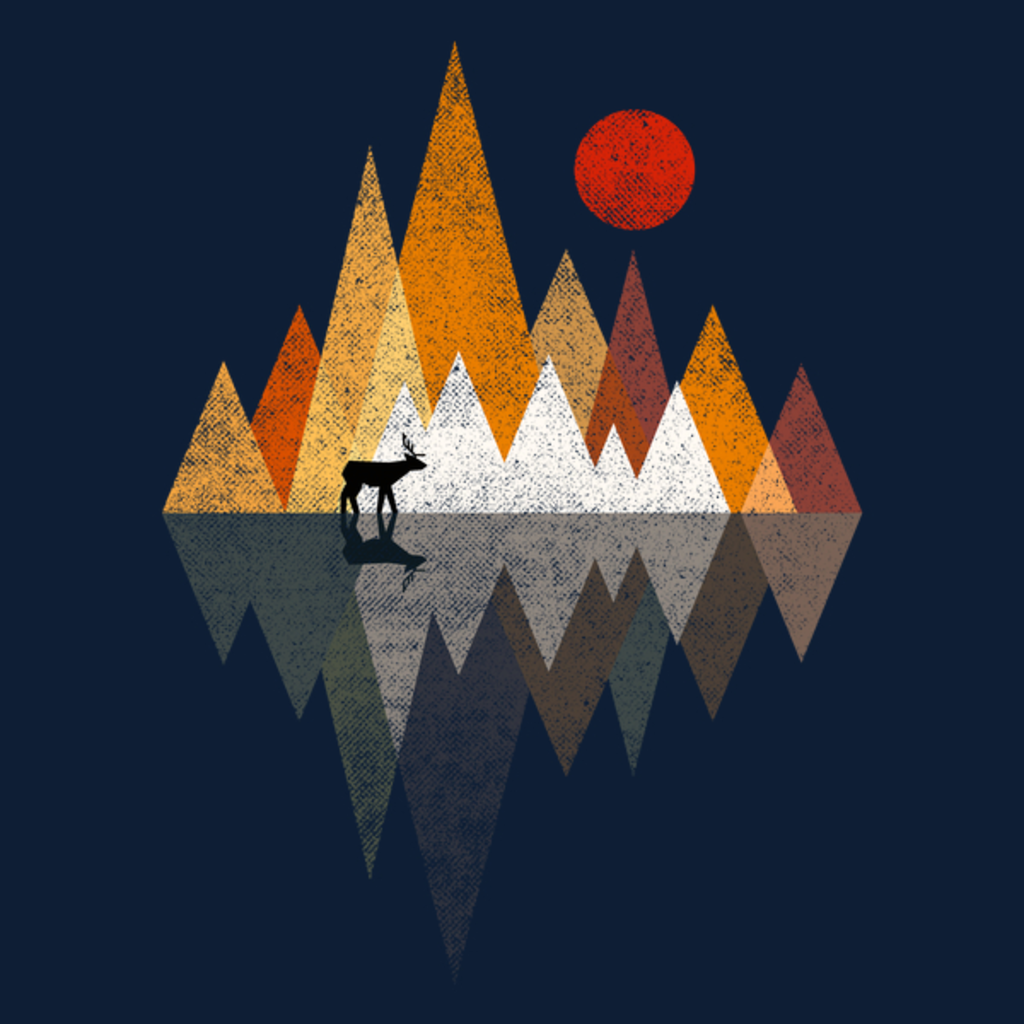 NeatoShop: Abstract Deer