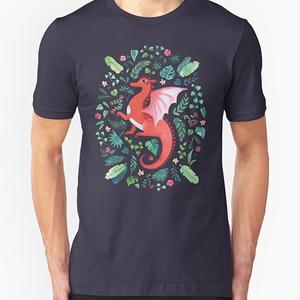RedBubble: Tropical Dragon