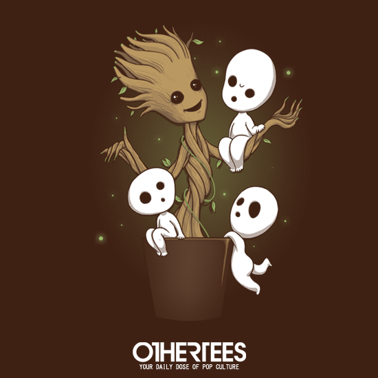OtherTees: Forest Friends