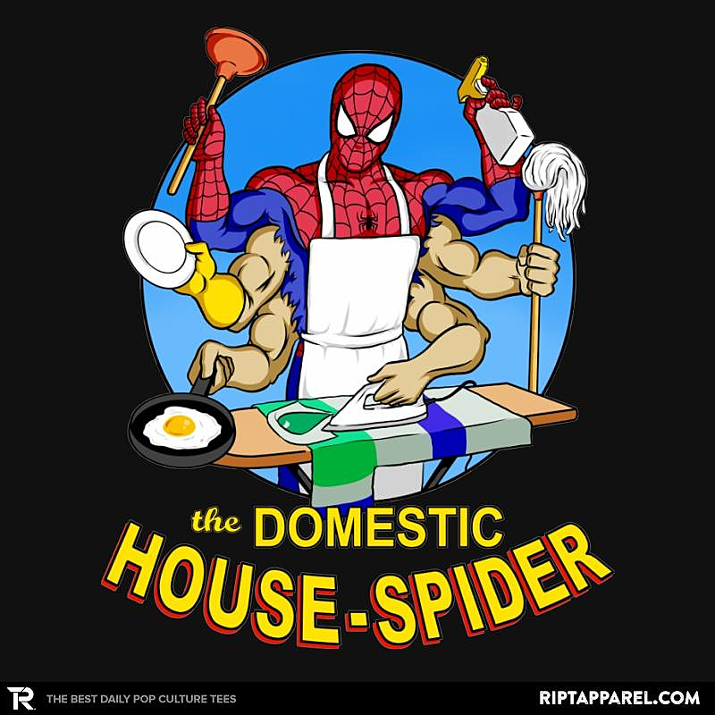Ript: Domestic Spider