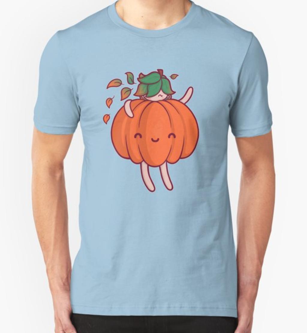 RedBubble: Pumpkin Sprite