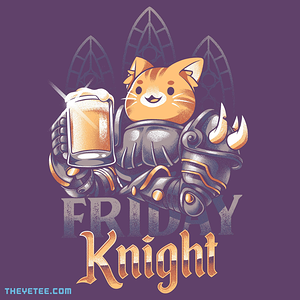 The Yetee: Friday Knight