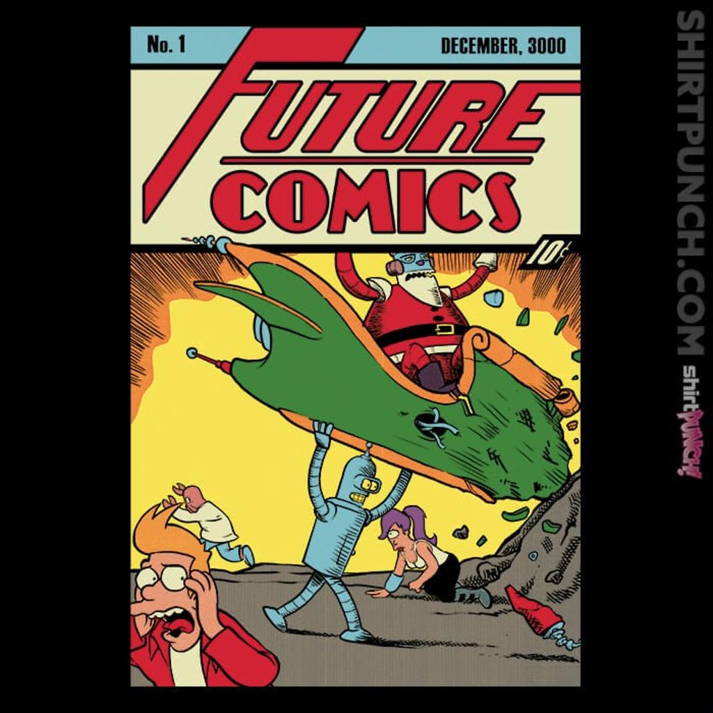 ShirtPunch: Future Comics