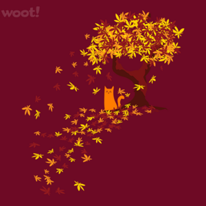 Woot!: Under the Autumn Leaves