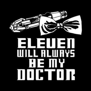 WhovianShirts: Eleventh Tribute