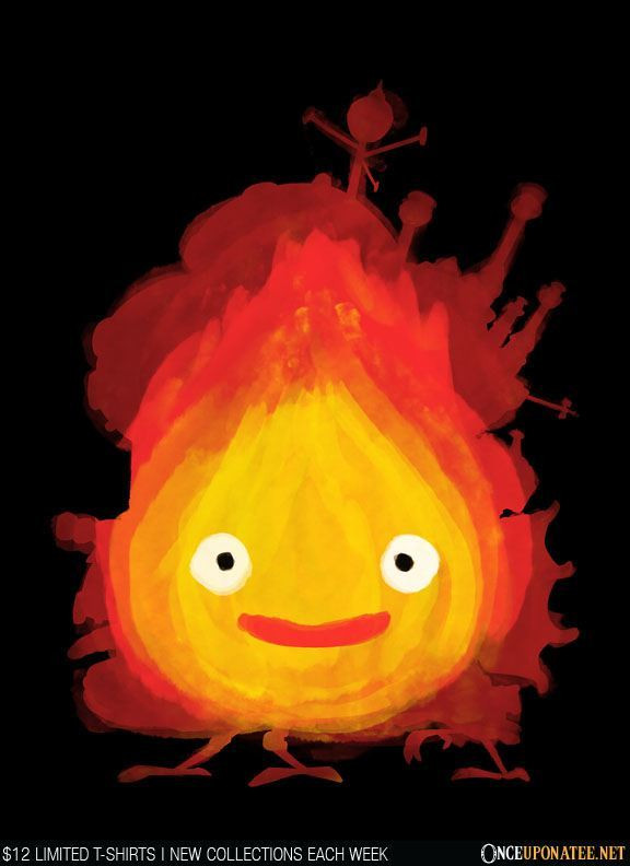 Once Upon a Tee: Fire Demon
