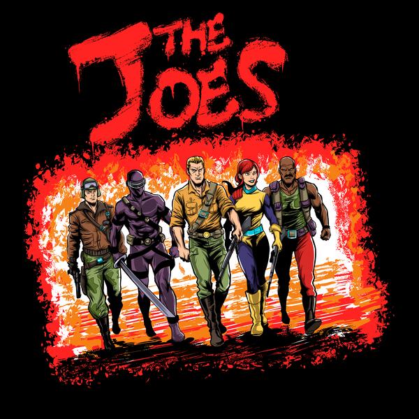 NeatoShop: The Joes