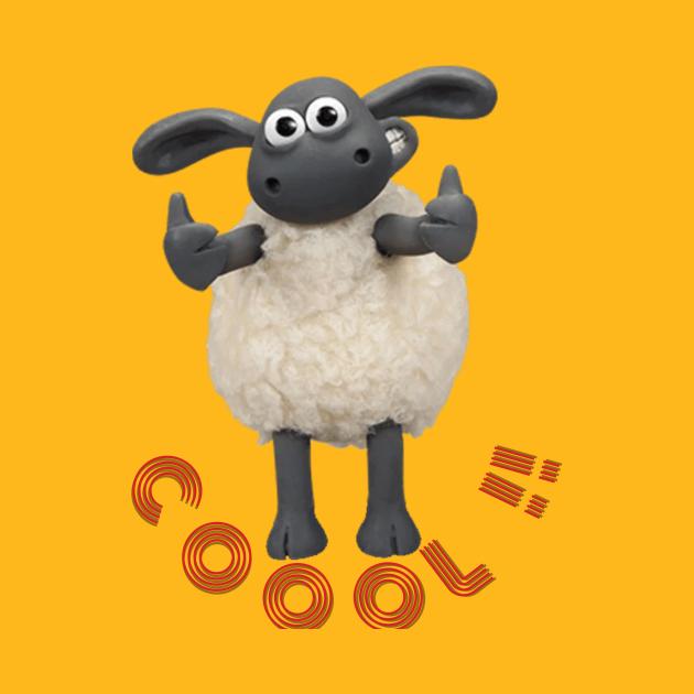 TeePublic: Shaun the sheep