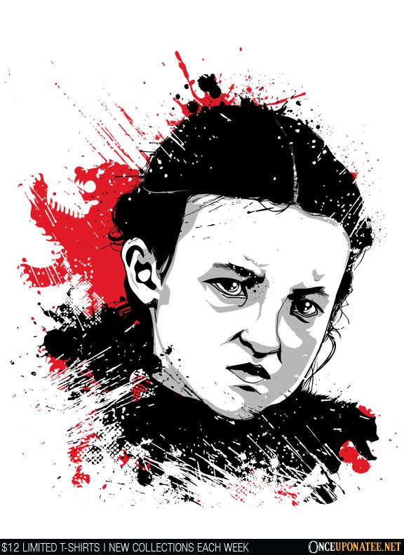 Once Upon a Tee: Lady Mormont