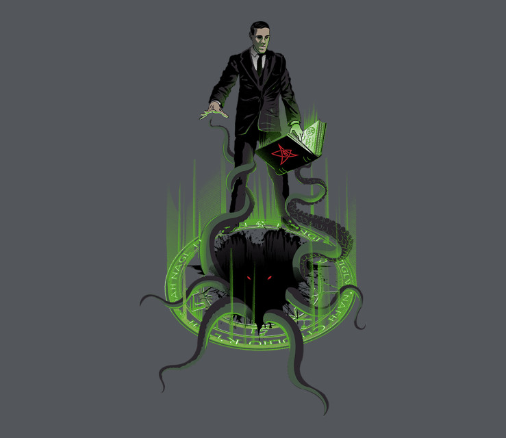 TeeFury: Love The Craft