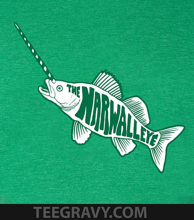 Tee Gravy: The Narwalleye