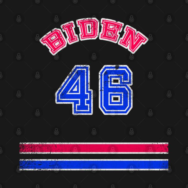 TeePublic: Biden 46 USA inauguration