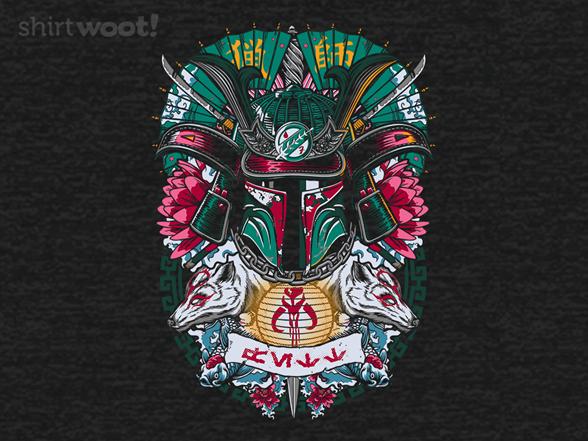 Woot!: Bounty Hunter Samurai