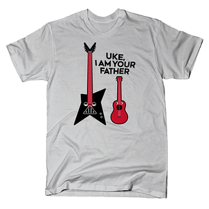 SnorgTees: Uke, I Am Your Father