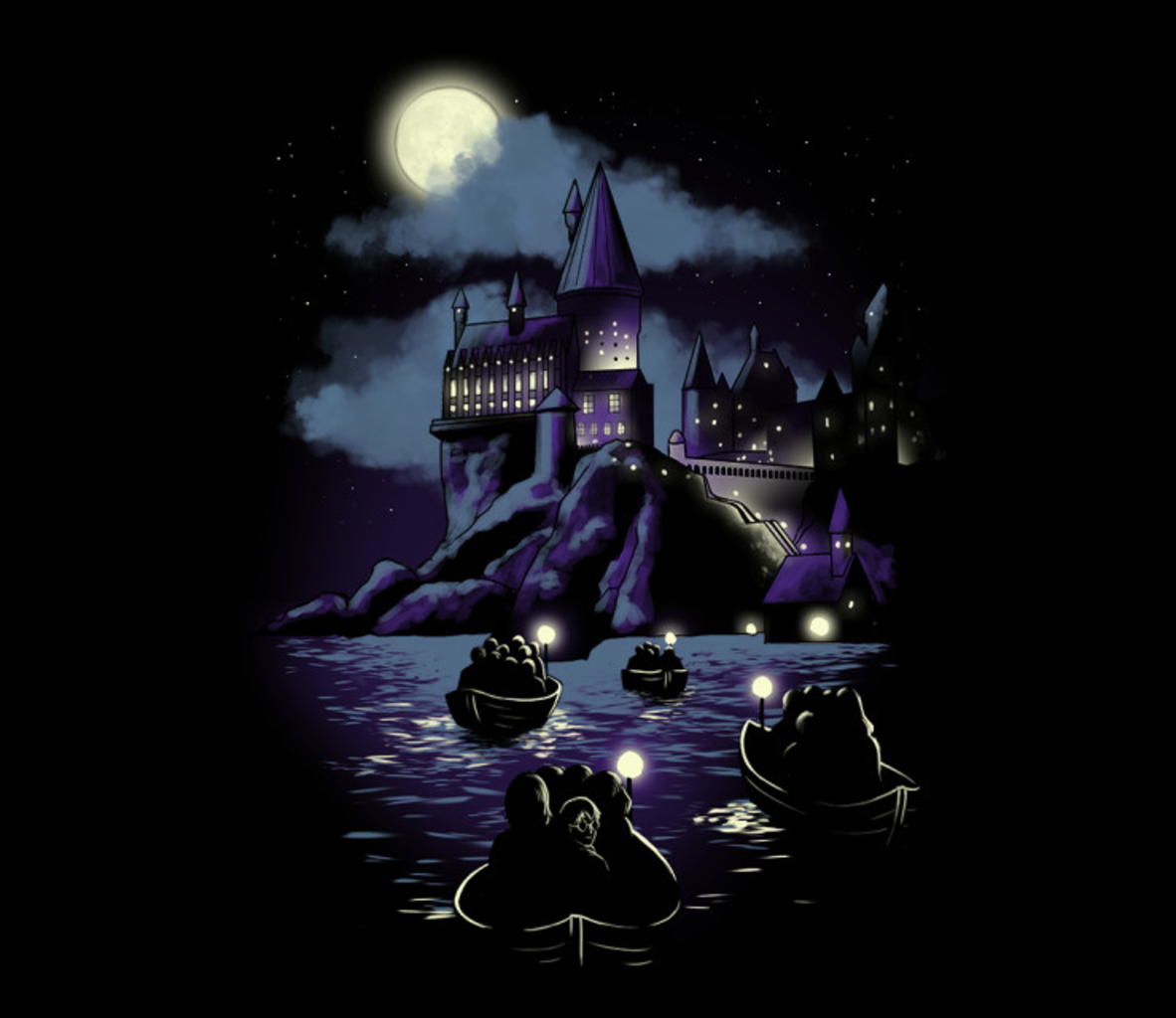 TeeFury: Magic Night
