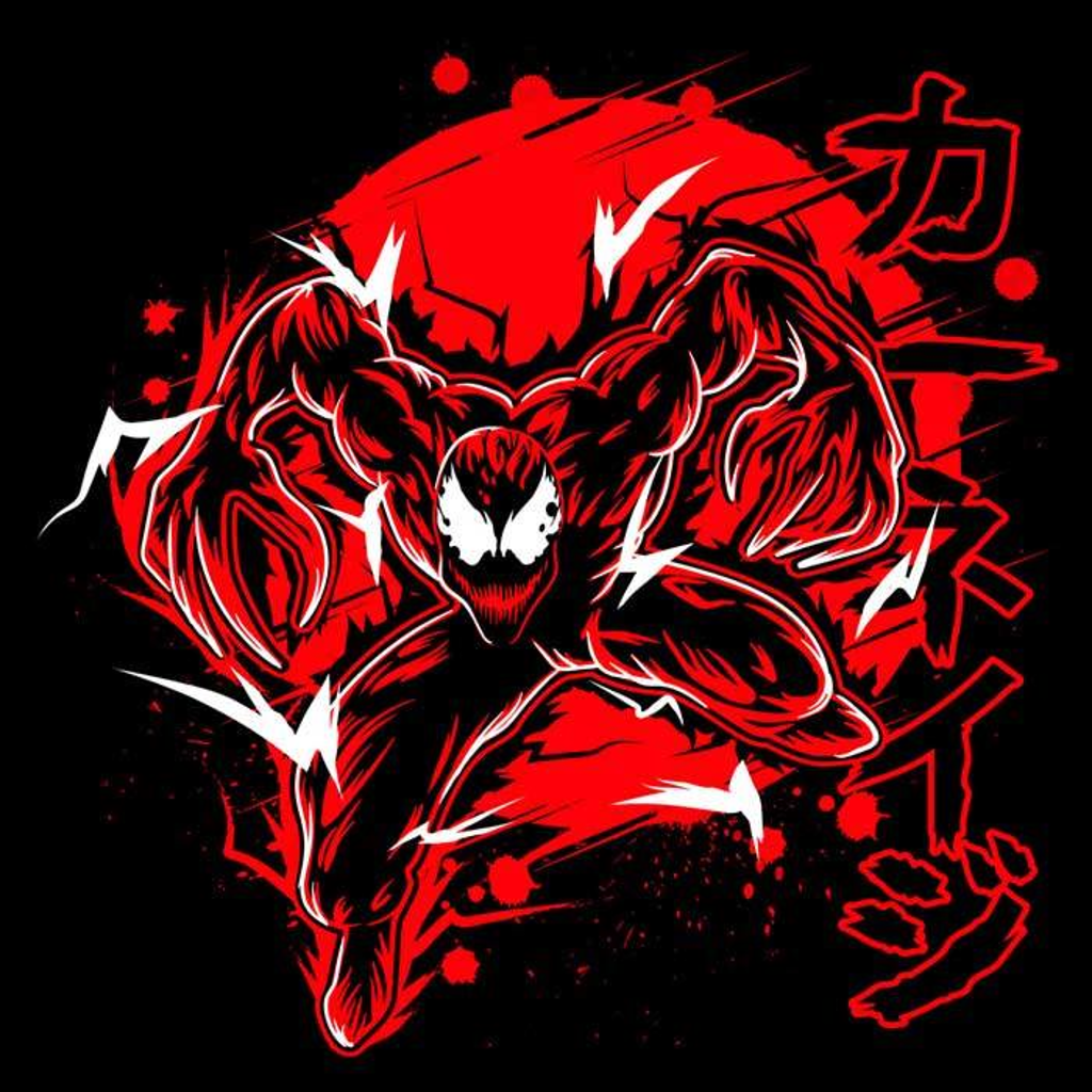 Once Upon a Tee: Carnage Power