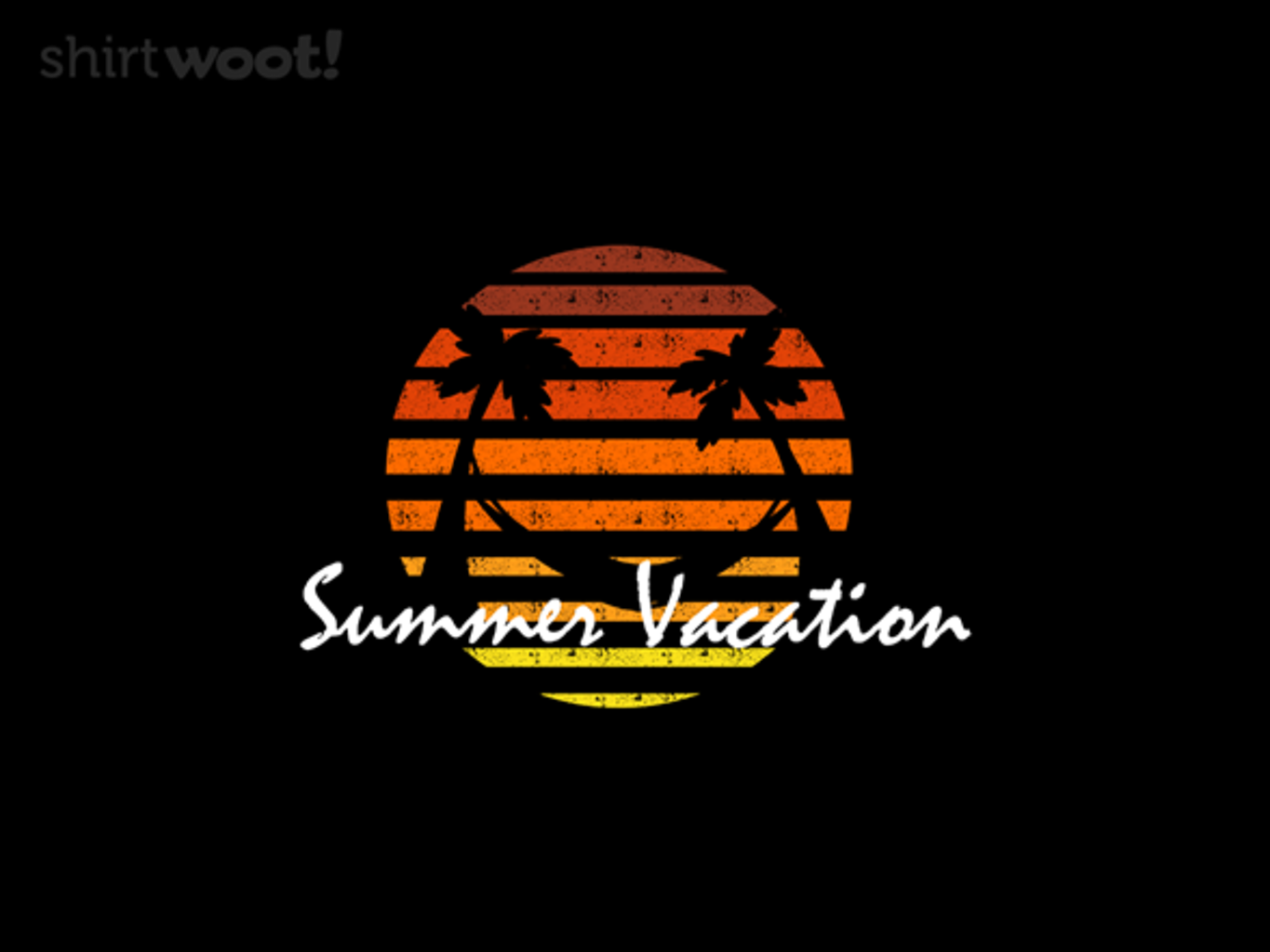 Woot!: Vintage Summer Vacation - $15.00 + Free shipping